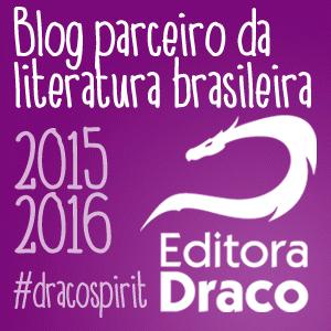 Parceria Editora Draco. Foto: Divulgação | Site Oficial da Draco.