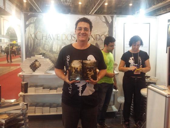 Autor Zeca Machado. Foto: Bárbara Valdez