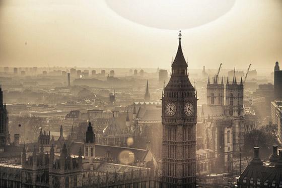 Londres e Londinium. Foto: Flickr - Heikki