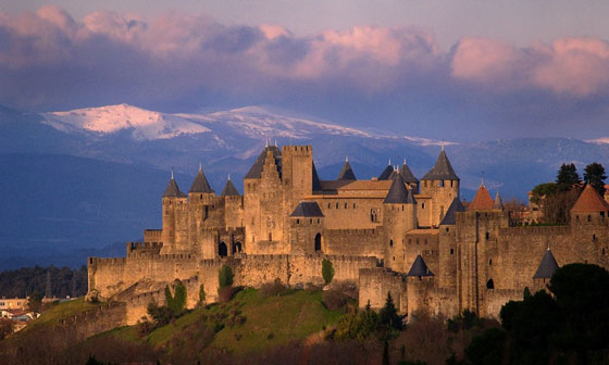 Carcassonne---França